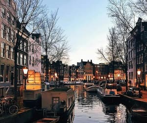 adventure, aesthetic, and amsterdam image