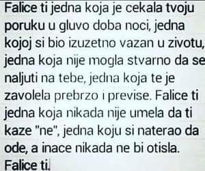 ljubav, citati, and tuga image