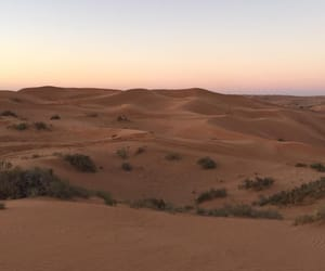 desert and sand image
