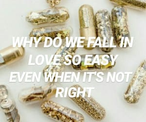 aesthetic, alternative, and gold image