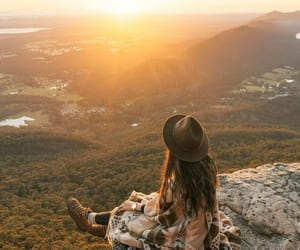 chill, landscape, and mountains image