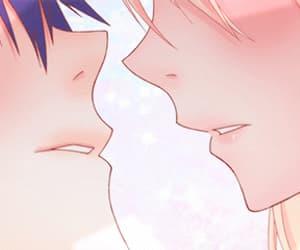 nisekoi, anime, and raku image
