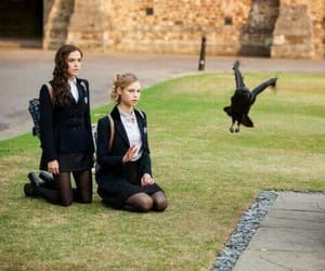 vampire academy, rose hathaway, and zoey deutch image