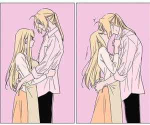 edward elric and winry image