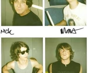 arctic monkeys, alex turner, and jamie cook image