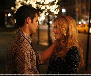 gossip girl, love, and couple image