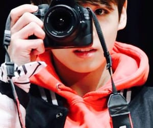 adorable, jungkook, and photographer image