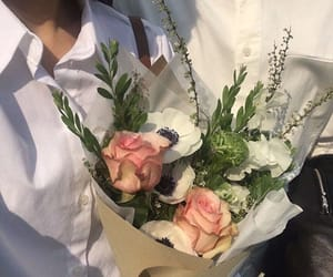 flowers, rose, and soft image