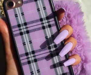 acrylics, nail polish, and nails goals image