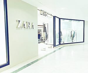 beauty, shopping, and Zara image