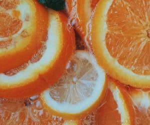 fit, juice, and orange image