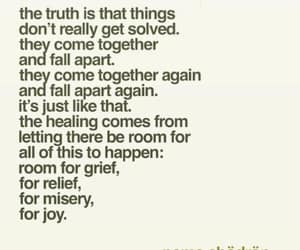 grief, healing, and joy image