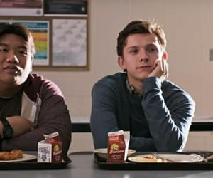spiderman, peter parker, and tom holland image