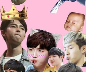 babby, king, and kim jaehwan image