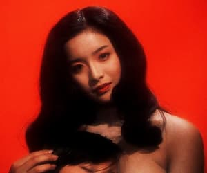 asian girl, femme fatale, and gif image