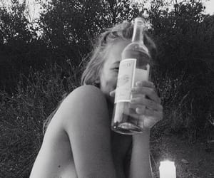 girl, summer, and grunge image