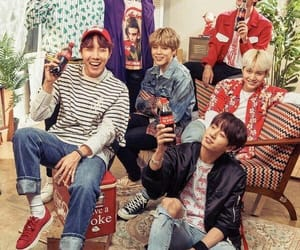 army, coca cola, and kpop image