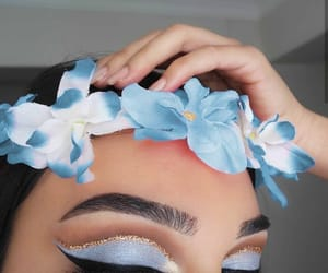 blending, flowers, and Prom image