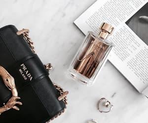 perfume, fashion, and Prada image