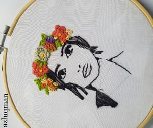 design, embroidery, and needlework image