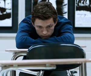 gif, spiderman, and peter parker image