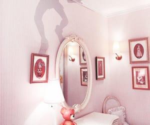 bedroom, disney, and girl image
