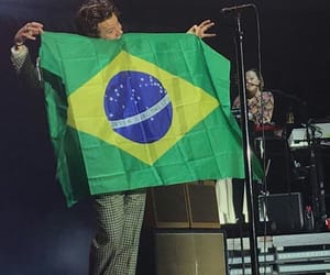 Harry Styles and brazil image