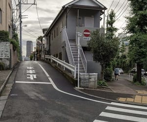street, aesthetic, and japan image