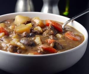 recipe, vegan, and st. patrick's day image