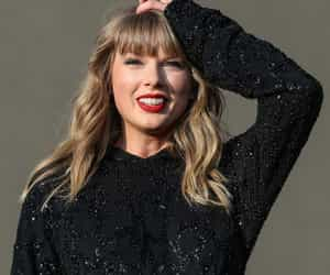 Taylor Swift, Reputation, and smile image