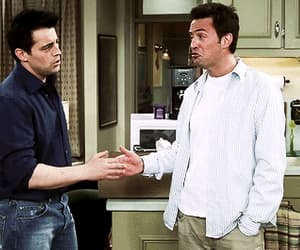 chandler, hilarious, and f.r.i.e.n.d.s image