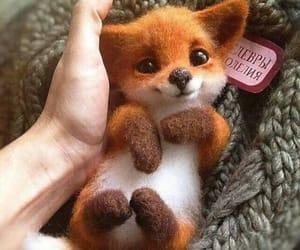 art, beautiful, and fox image