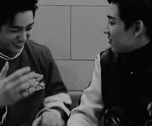 gif, park jinyoung, and double b image