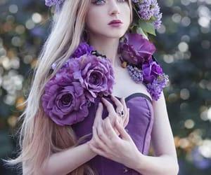 beautiful, dress, and fairytale image