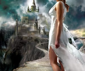 castle, fairy, and fantasy image