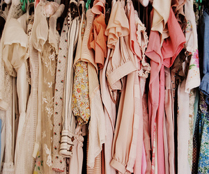 clothes, vintage, and pink image