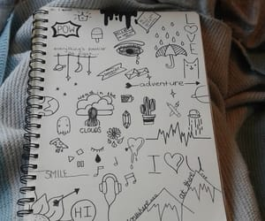 doodles and drawing image