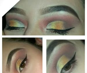 colors, dark colors, and make up image
