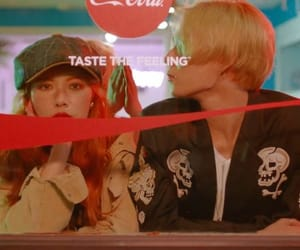hyuna, edawn, and triple h image