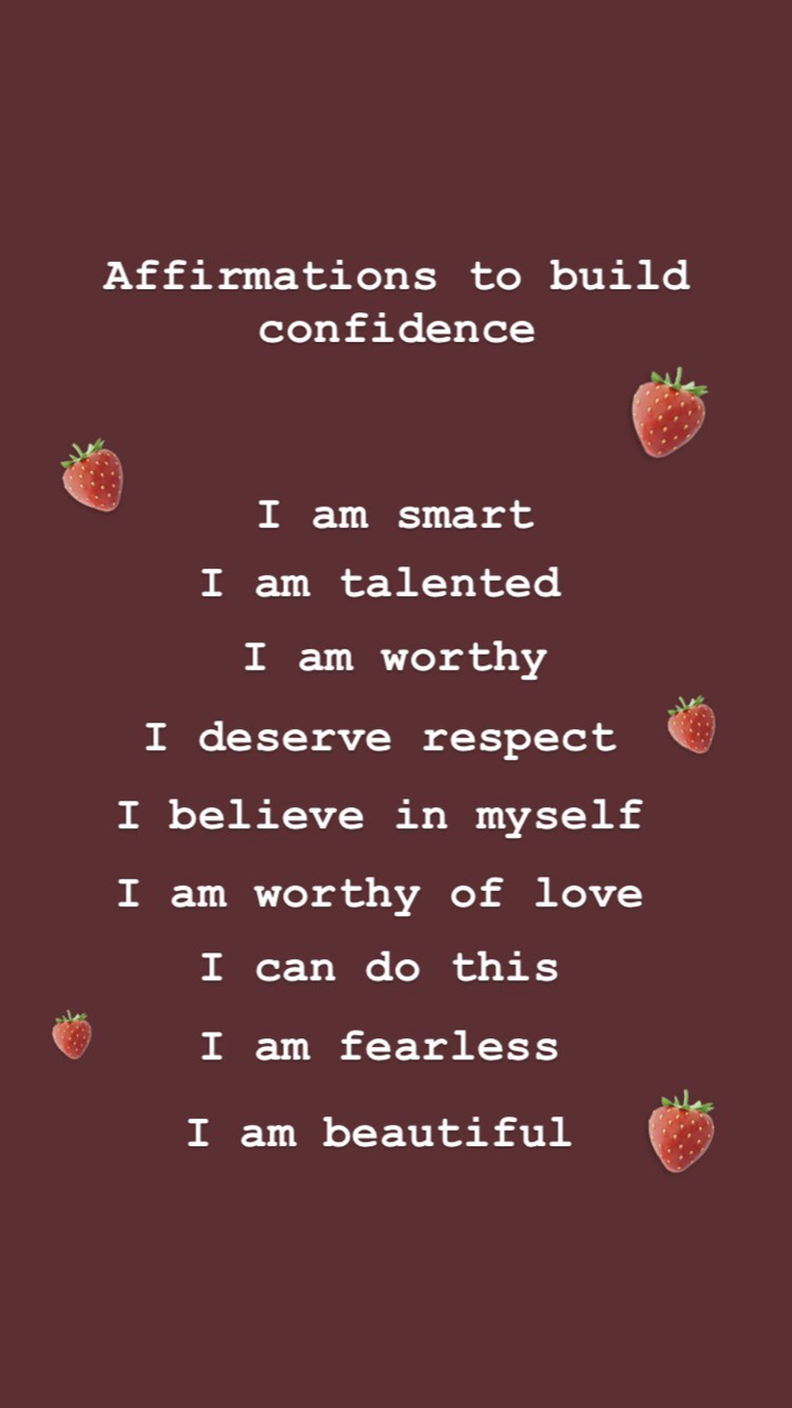 affirmation for motivation
