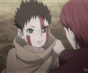 anime, gaara, and lovely image