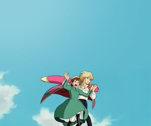 anime, gif, and Hayao Miyazaki image