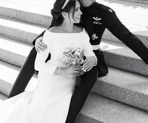 royal wedding, meghan, and harry image