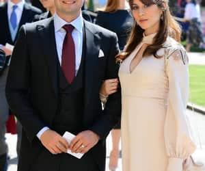 royal wedding, troian bellisario, and patrick j adams image