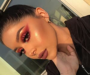 blend, eyebrows, and glow image