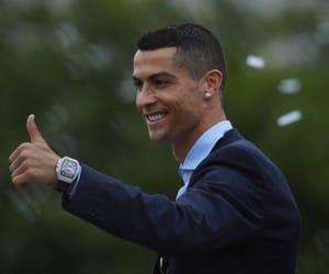 cristiano ronaldo, real madrid, and champions league image