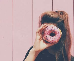 donuts, fashion, and image image