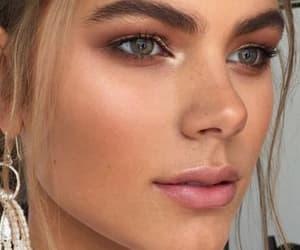 fashion, pretty face, and pretty girl image
