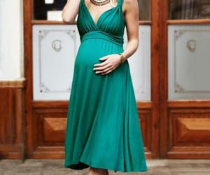maternity, maternity dresses, and pregnancy image