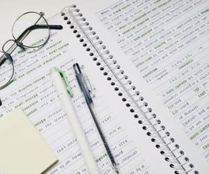 exam, studying, and inspiration image